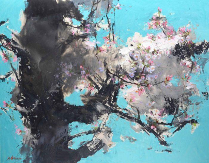 黃進龍創作個展2017書寫.逸趣